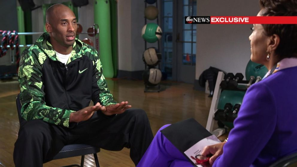 92ab49351c1b EXCLUSIVE  Kobe Bryant Opens Up About Decision to Retire - ABC News