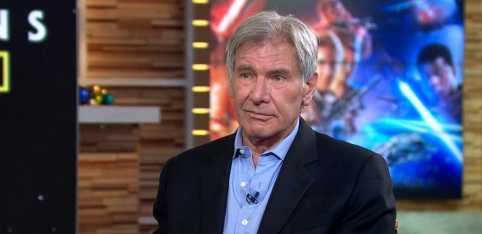 VIDEO: Harrison Ford on Returning as Han Solo