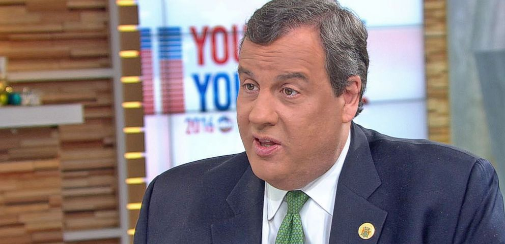 VIDEO: Gov. Chris Christie Discusses 2016 Presidential Campaign