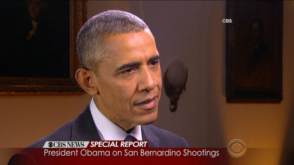 President Obama Says Pattern of US Mass Shootings Has 'No Parallel' After San Bernardino Shooting