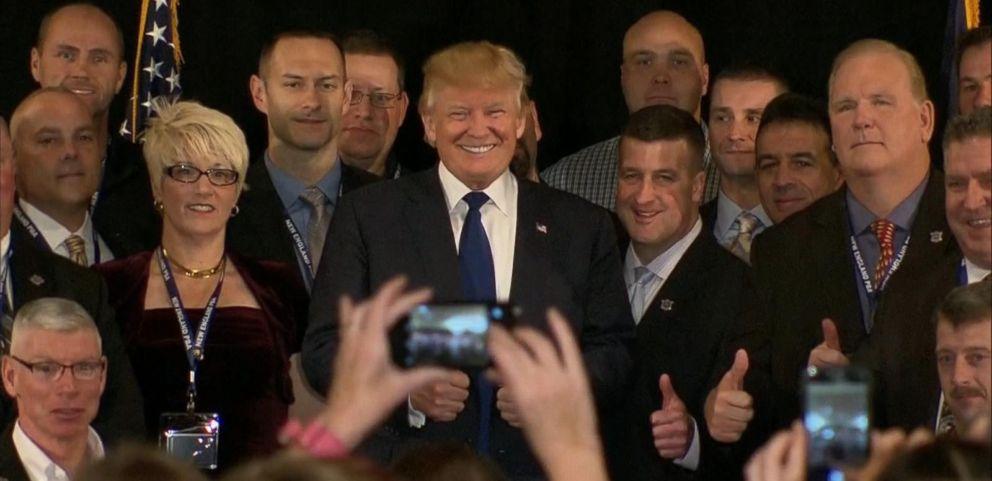 VIDEO: Terror Fears Fuel Donald Trumps Surge in Polls