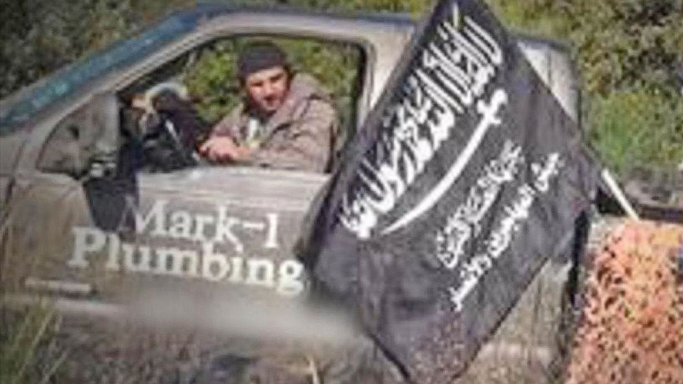 isis uses after gma his logo truck files plumber texas plumbing buffering video with lawsuit
