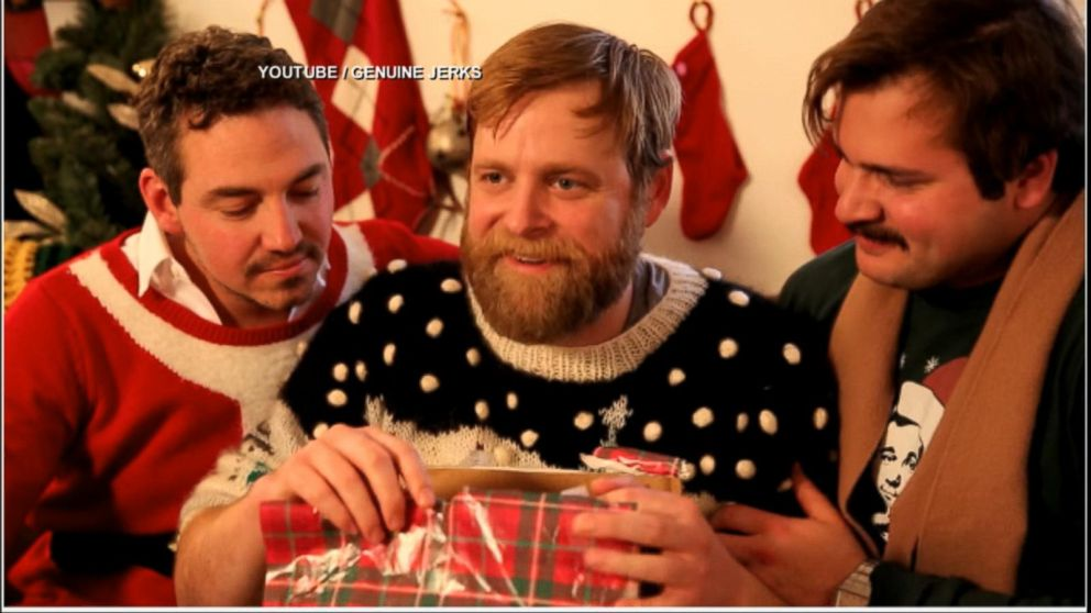 Comedy Group\'s Tips on How to React to a Bad Christmas Gift Video ...