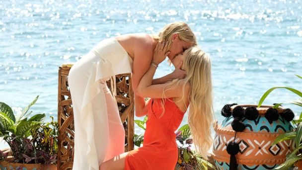 Bachelor Nation's Demi and Kristian open up about being the first LGBTQ couple in 'Paradise'