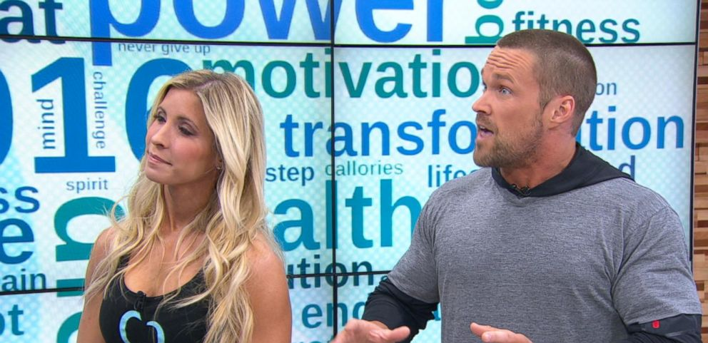 VIDEO: Chris and Heidi Powell Discuss Healthy Habits for 2016, New Book