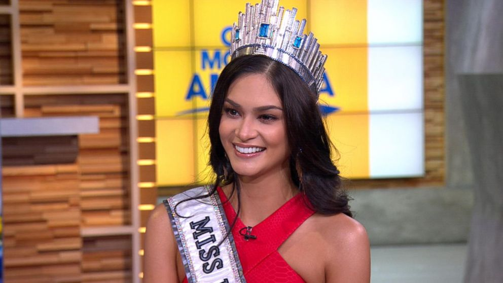 5 Things to Know About Miss Universe Pia Alonzo Wurtzbach - ABC News