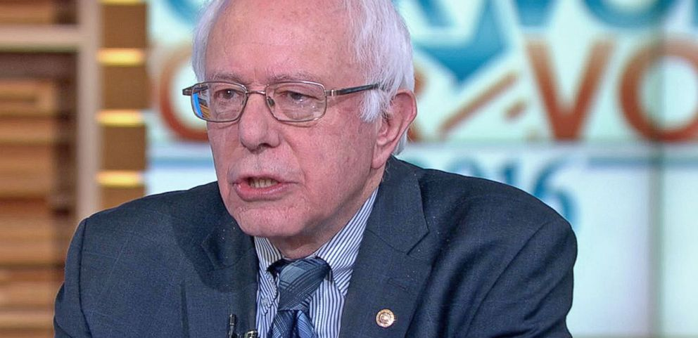 VIDEO: Bernie Sanders Discusses North Korea, Wall Street and More