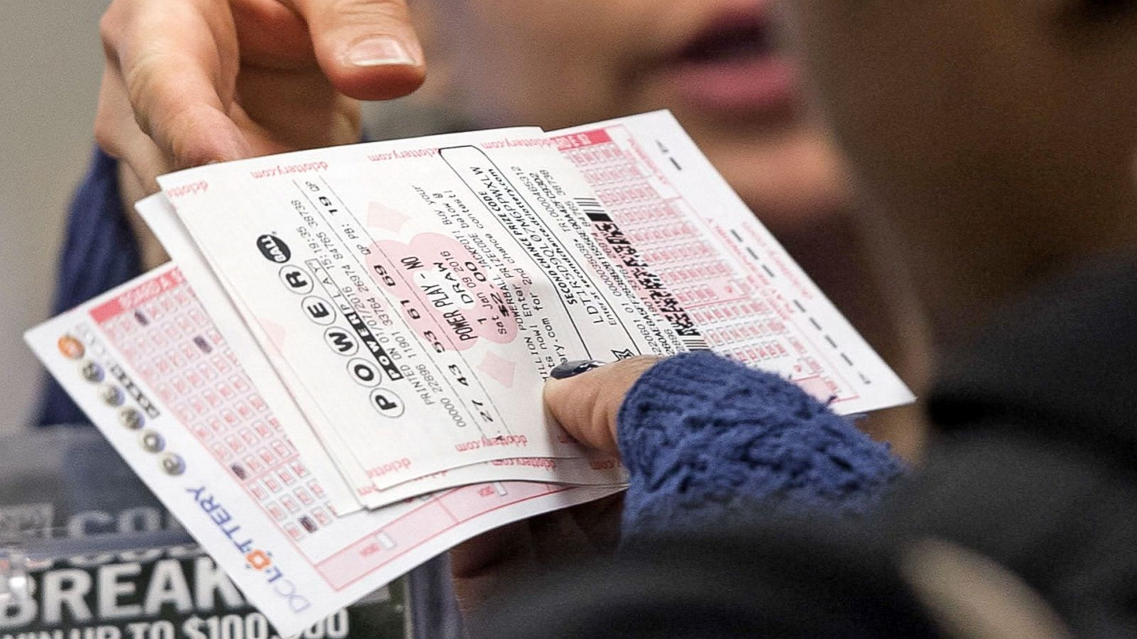 How to Pick Your Powerball Lottery Numbers - ABC News