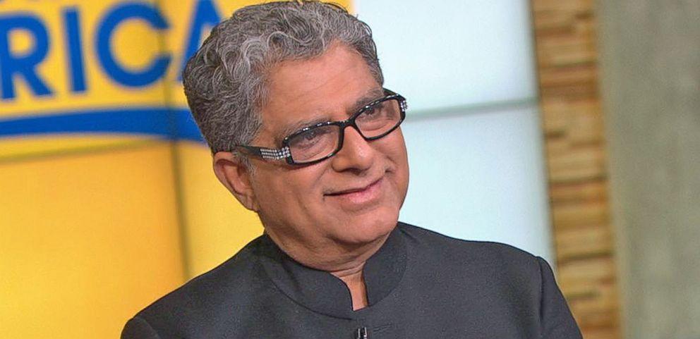 VIDEO: Deepak Chopra Discusses the Health Benefits of Daily Meditation