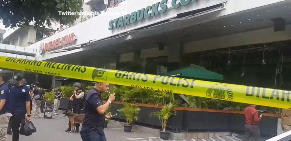 VIDEO: Jakarta the Site of New, Deadly Terror Attack