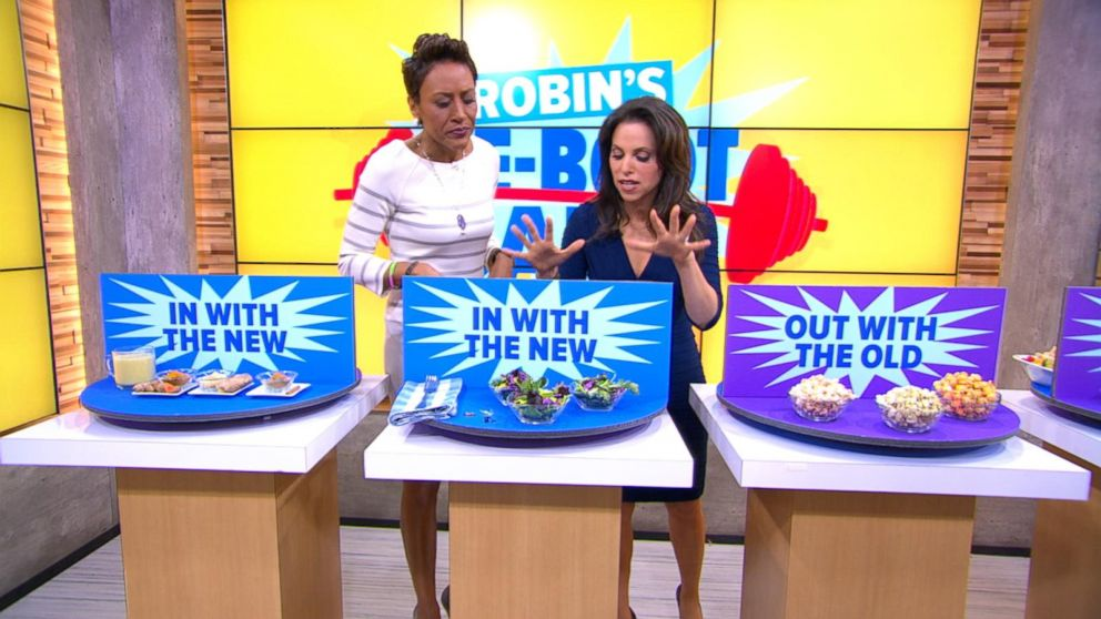 Robin Roberts' Re-Boot Camp: 2016 Food Trends