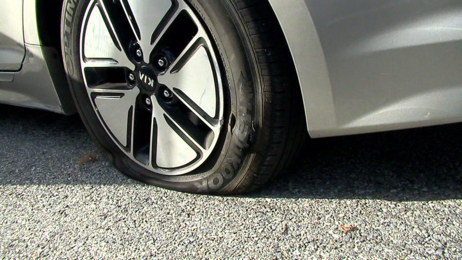 GMA' Investigates: New Cars Being Sold Without Spare Tires - ABC News