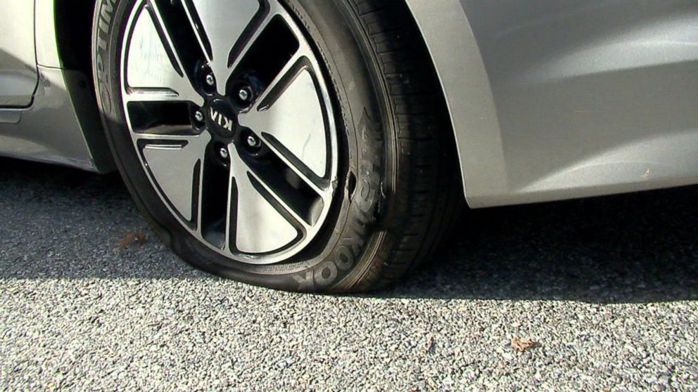Are New Cars Being Sold Without Spare Tires Video Abc Newsrhabcnewsgo: Nissan Versa Spare Tire Location At Gmaili.net