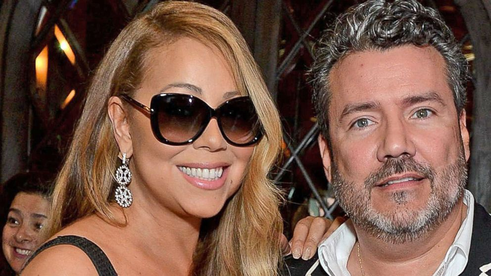 Mariah Carey Shows Off Massive 35Carat Engagement Ring Video ABC News