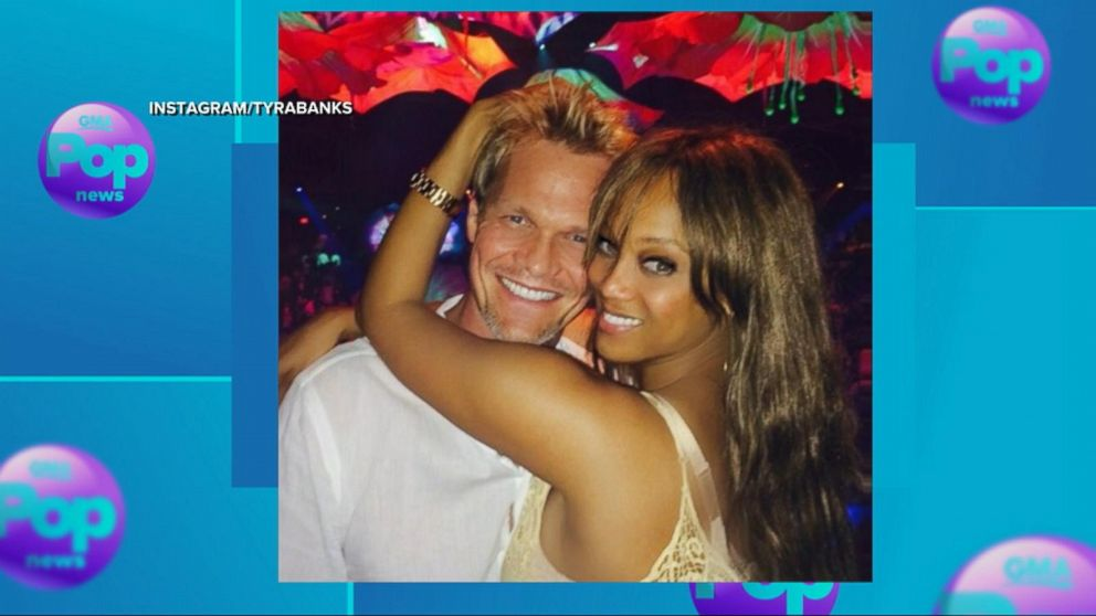 New Mom Tyra Banks Welcomes Son With Boyfriend Erik Asla