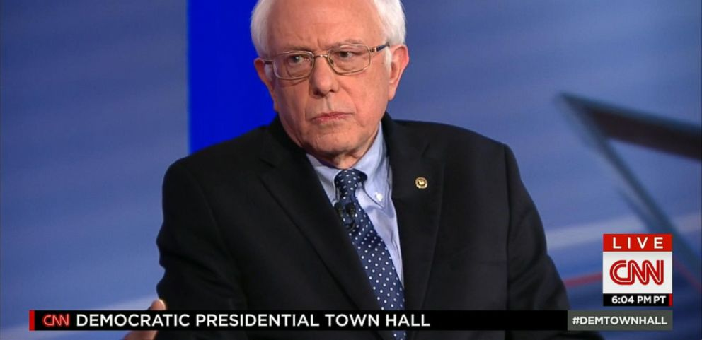 VIDEO: Democratic Presidential Candidates Face Tough Questions at Town Hall