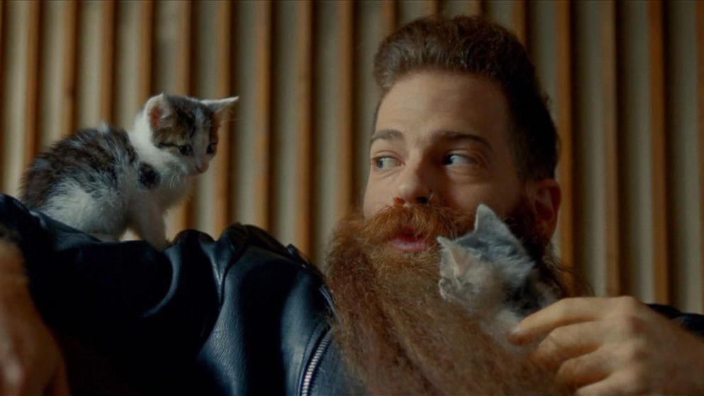 VIDEO: The commercial for men's grooming products celebrates individuality in its Super Bowl 50 commercial.