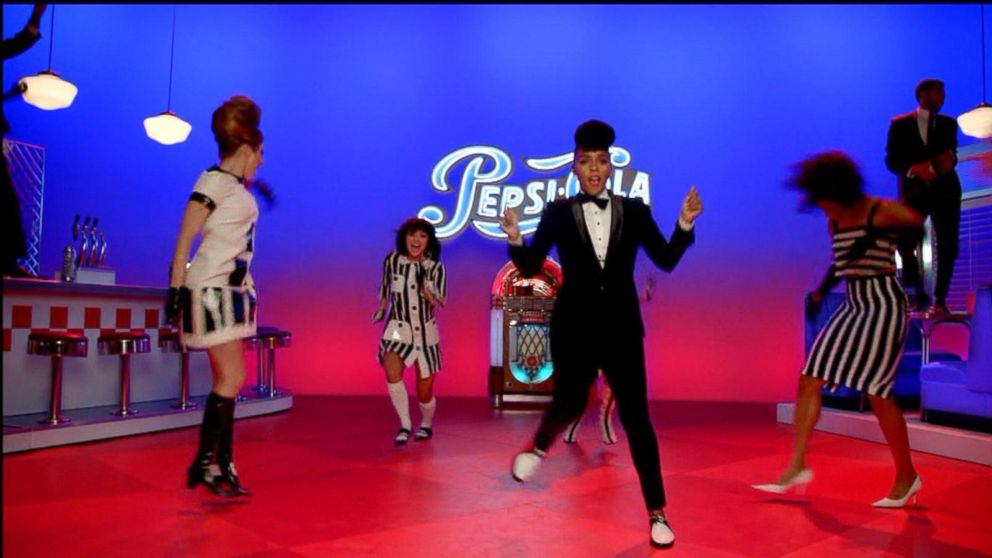 Super Bowl Ad: Pepsi Dances Through History