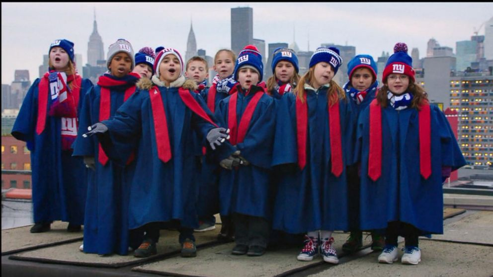 """VIDEO: Choruses of kids born 9 months after the Super Bowl sing Seal's """"Kissed from a Rose."""""""