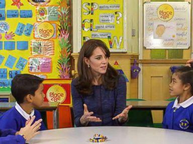 VIDEO: Duchess Kates New PSA