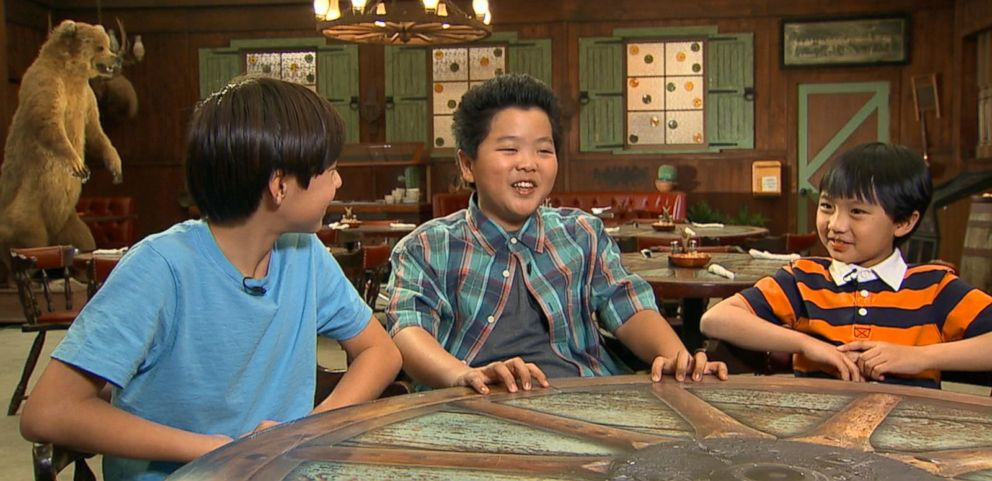 VIDEO: Cast of Fresh Off the Boat