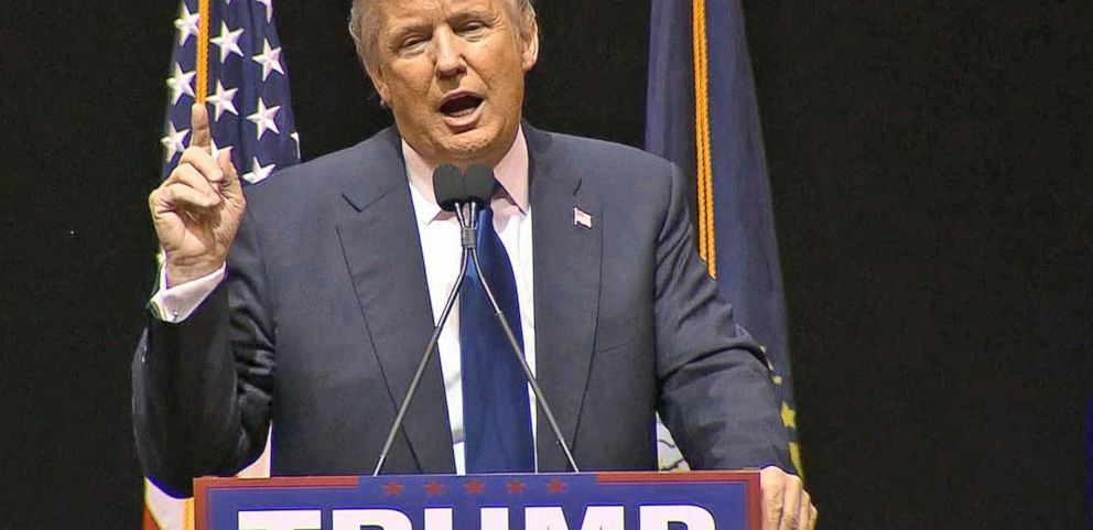VIDEO: Donald Trump Repeats Vulgar Word Against Ted Cruz