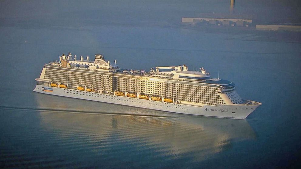 Cruise Ship Passengers Recall Harrowing Journey Video ABC News - Where is a cruise ship now