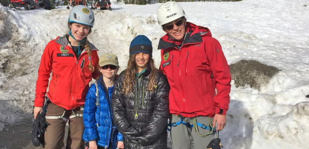 VIDEO: 10-Year-Old Rescued From Freezing Snow Hole