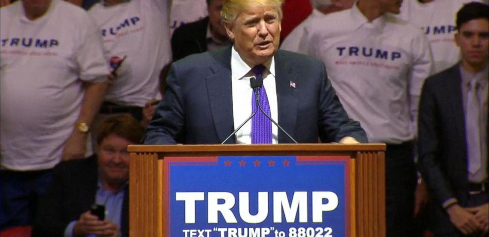 VIDEO: Donald Trump on Nevada Caucuses Win