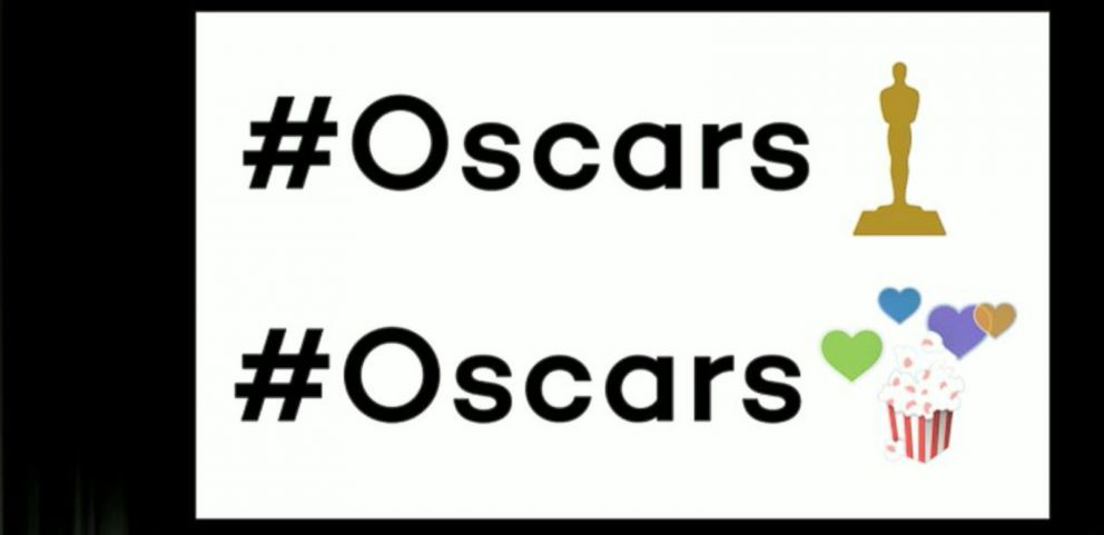 VIDEO: First Look at Twitters Oscar Emojis