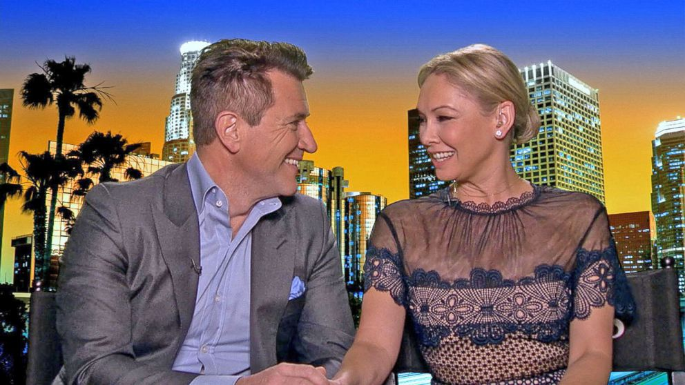 Exclusive Kym Johnson And Robert Herjavec Share Engagement Details