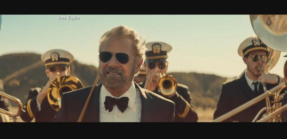 VIDEO: Most Interesting Man Retiring as Dos Equis Spokesperson