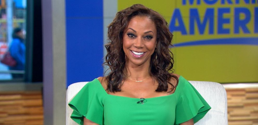VIDEO: Holly Robinson Peete on Love, Life and Family