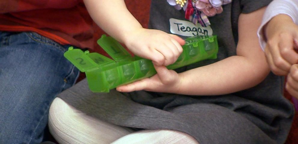 VIDEO: Report: Accidental Medicine Overdoses Send 160 Kids to the ER Every Day