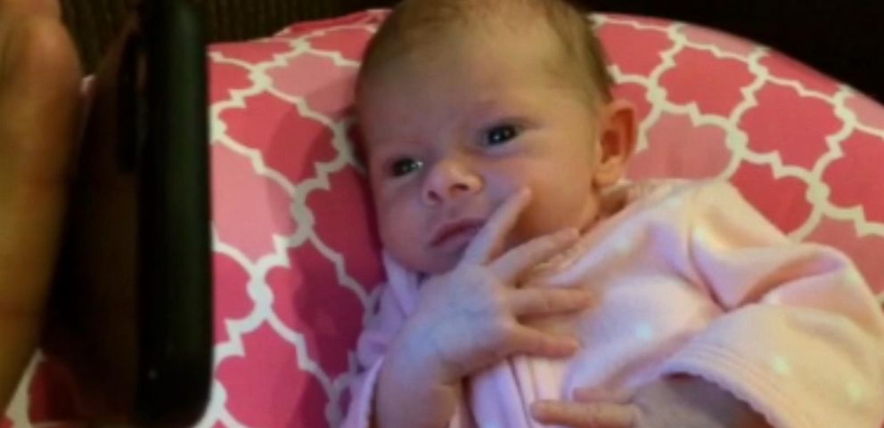 VIDEO: Crying Baby Soothed By Star Wars