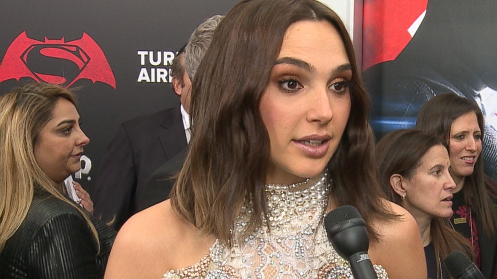 Gal Gadot Is Starting A Trend With Wonder Woman Video Abc News