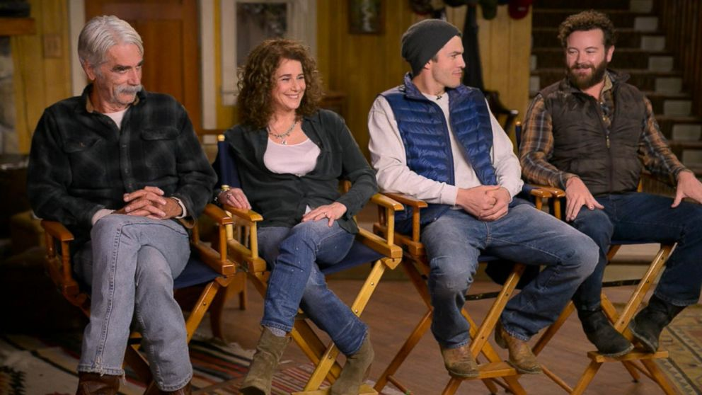 behind the scenes of the ranch video abc news