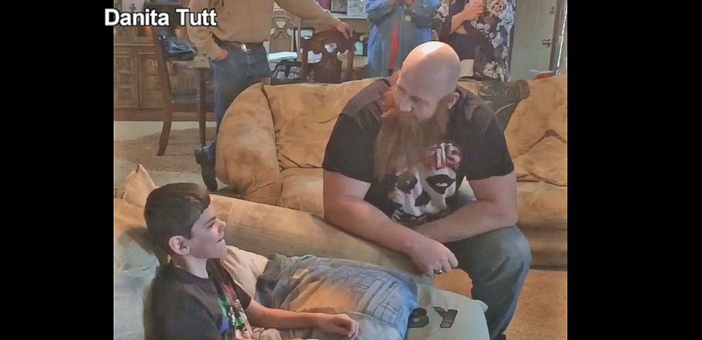 VIDEO: Terminally Ill Teen Gets Surprise Visit From WrestleMania Star