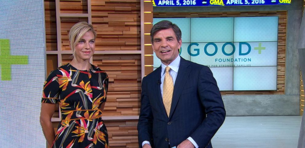 VIDEO: Jessica Seinfeld on Helping Needy Families With Good Plus Foundation