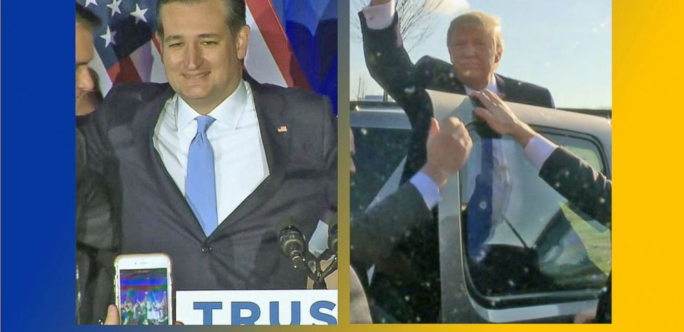 VIDEO: Ted Cruz Scores Victory Over Donald Trump in Wisconsin