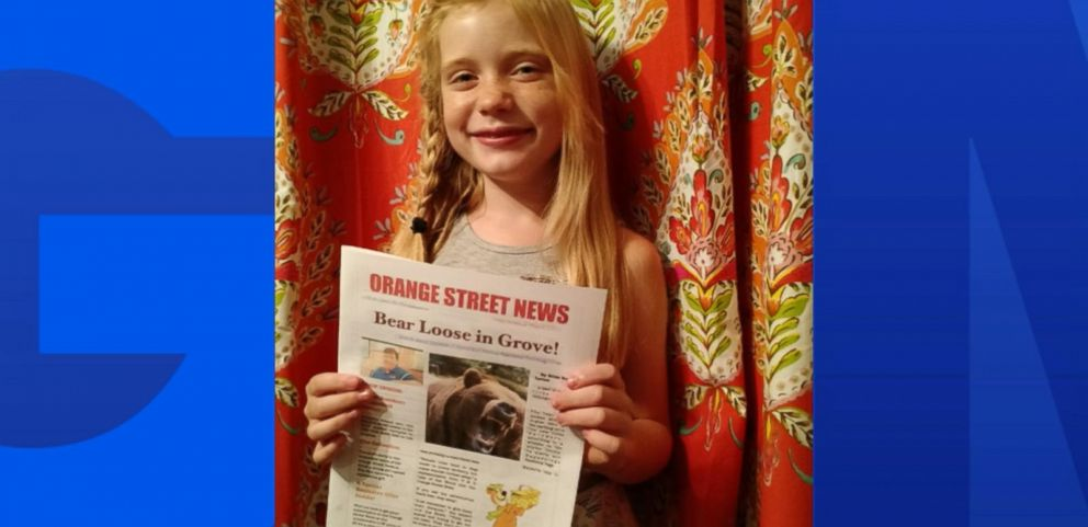VIDEO: Exclusive: 9-Year-Old Reporter Who Broke Murder Story Visits GMA