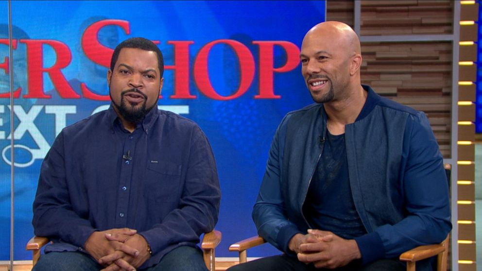 Common And Ice Cube Bury The Hatchet With New Barbershop