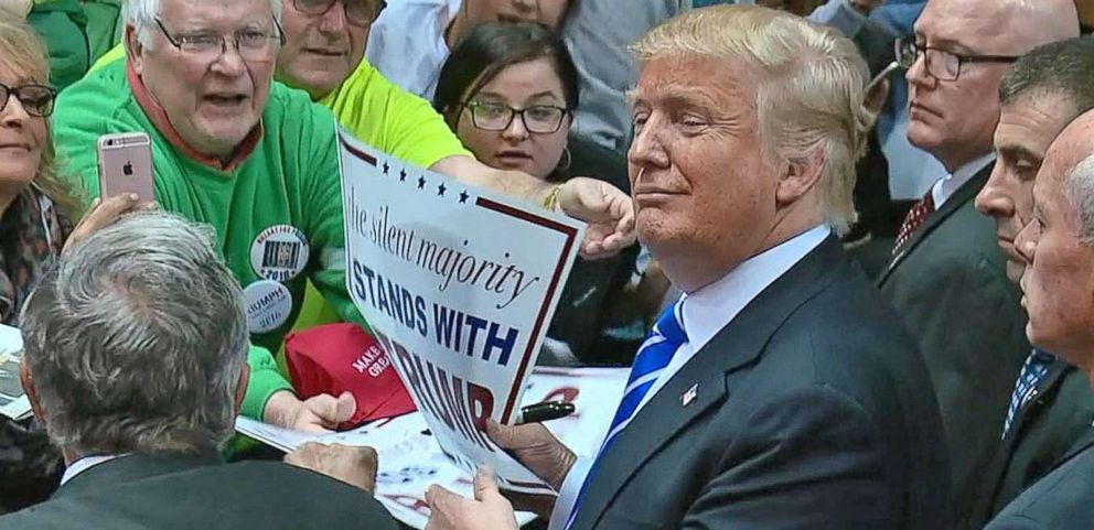 VIDEO: Donald Trump Leads in New York