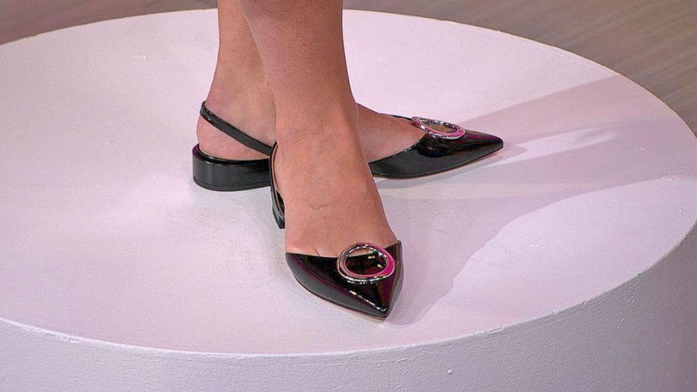 32e29e5c5cd4 Design Changes Aim to Provide High Heel-Wearers More Comfort Video ...