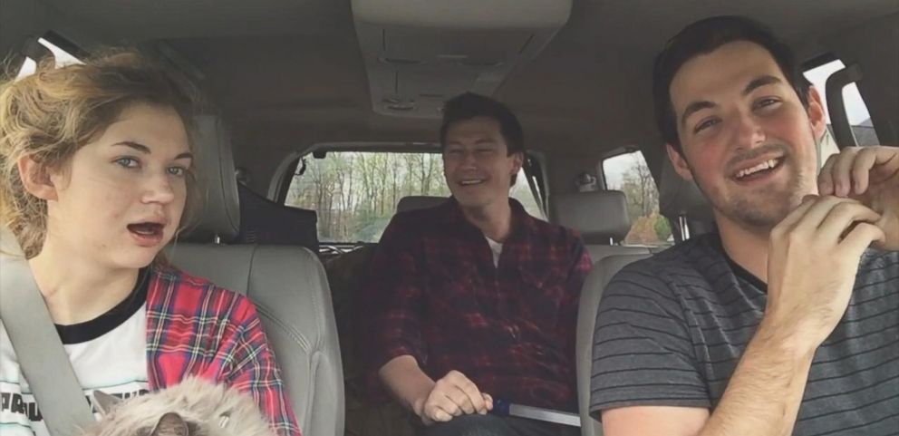 VIDEO: Brothers Convince Sister of Zombie Apocalypse