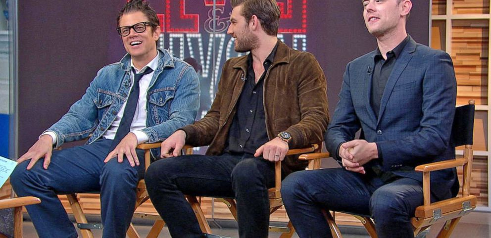 VIDEO: Chatting With the Cast of Elvis & Nixon