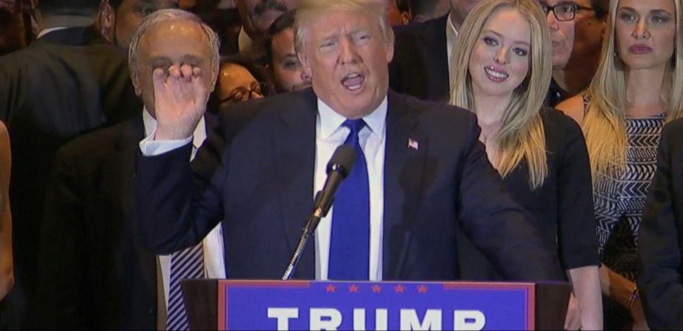 VIDEO: Donald Trump Scores New York Win