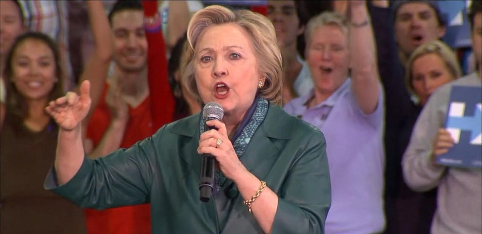 VIDEO: Hillary Clinton, Bernie Sanders Fight for Delegates in Tuesdays Primary
