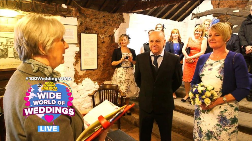 VIDEO: Couples Intimate Scottish Wedding Features Romantic Traditions
