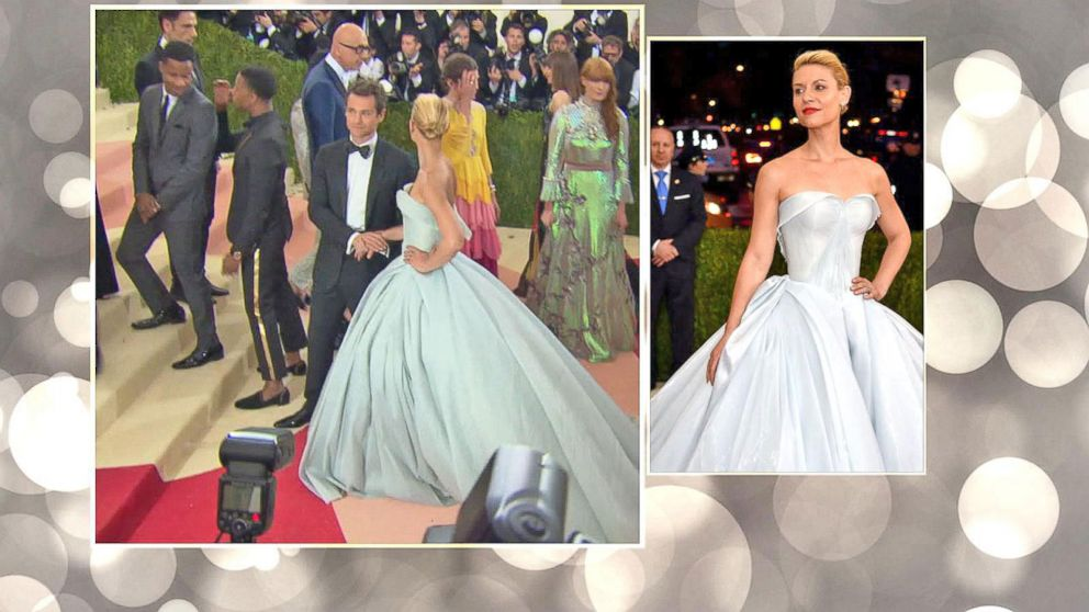 Met Gala Stunner The Most Talked About Dress Video Abc News